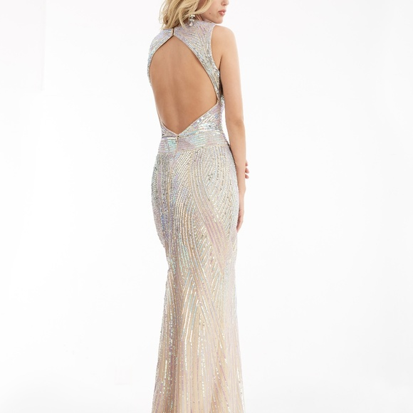 Jovani Dresses & Skirts - JA 5985 HOMECOMING PROM MILITARY GALA